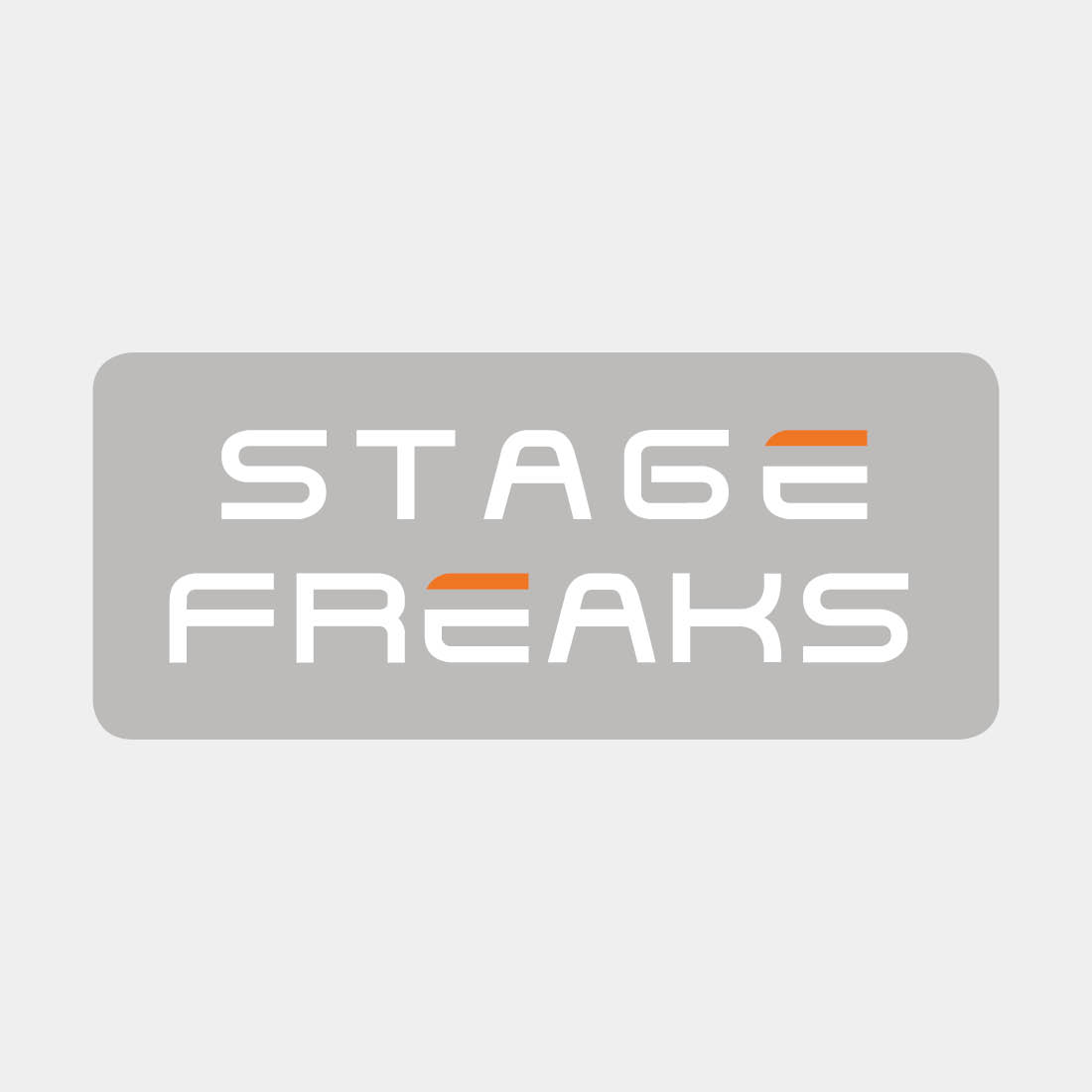 Stagefreaks controle tape starterset 25 mm x 66 m